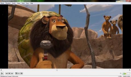 Image de VLC media player sur Mac